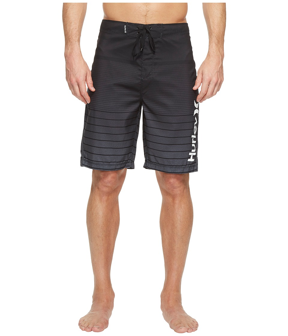 Hurley Adams 21 Boardshorts (Black) Men