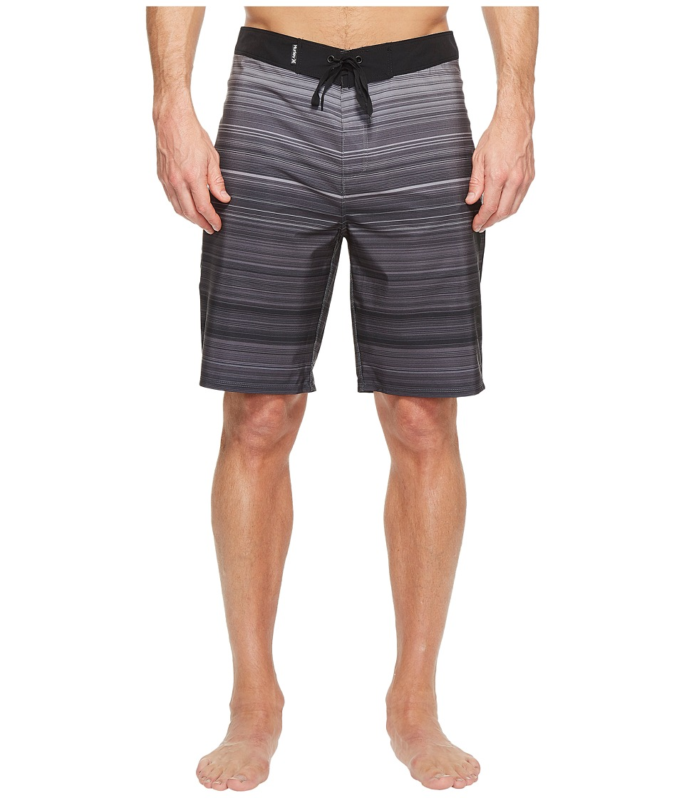 Hurley Phantom Kingston 20 Boardshorts (Black) Men