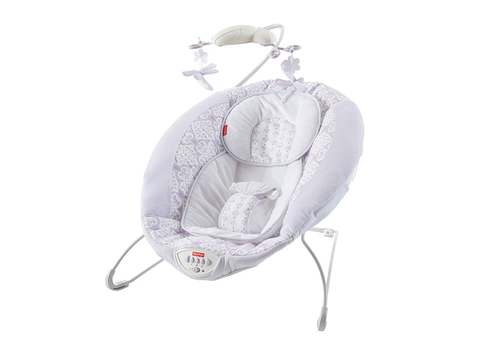 Fisher Price - Bouncer (Fairytale/Purple) Carriers Travel