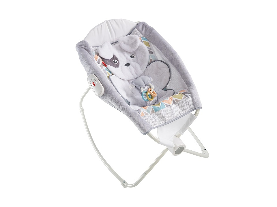 Fisher Price Rock N Play Sleeper (Plush Pup) Carriers Travel