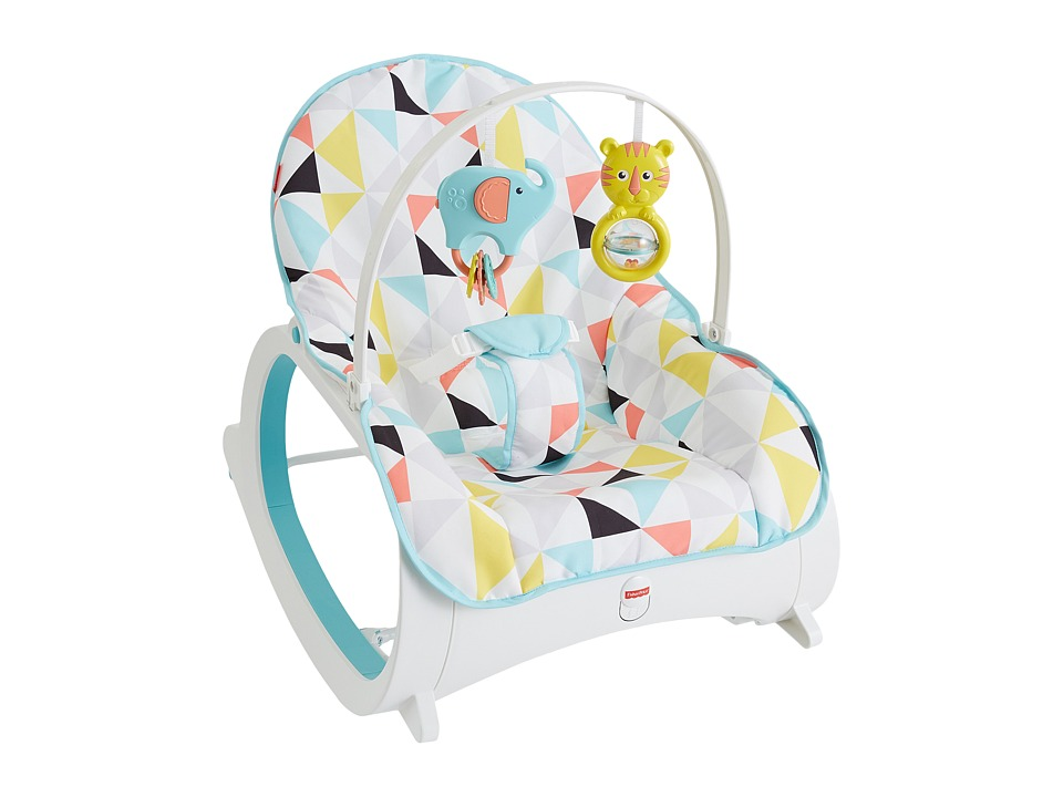 Fisher Price - Infant to Toddler Rocker (Windmill) Strollers Travel