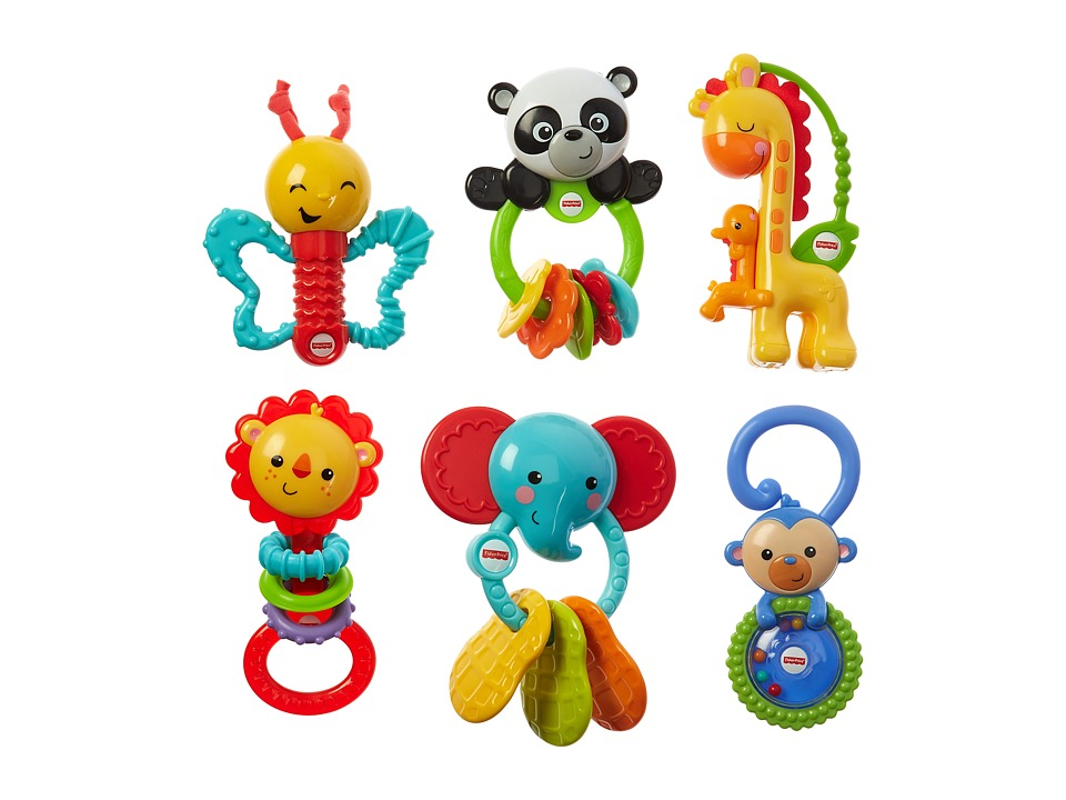 Fisher Price - Playful Pals Gift Set