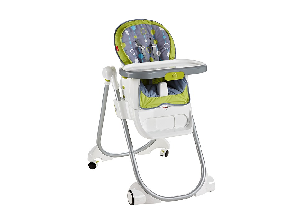 Fisher Price 4-in-1 Total Clean High Chair (Dining Dots) ...