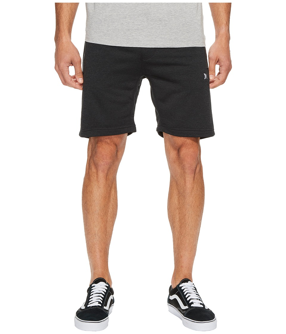 Hurley Dri-Fit Solar Shorts (Black) Men