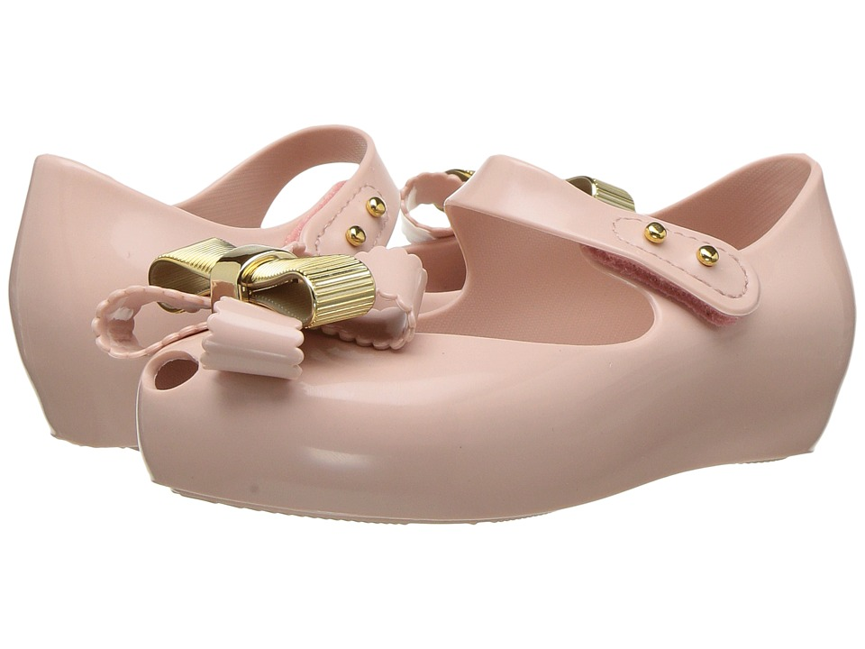 Mini Melissa Mini Ultragirl Sweet IV (Toddler/Little Kid) (Sand) Girl's Shoes