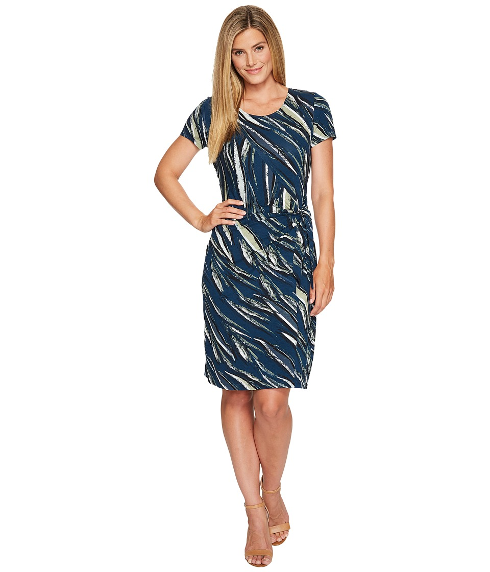 NIC+ZOE Tiger Lily Dress (Multi) Women