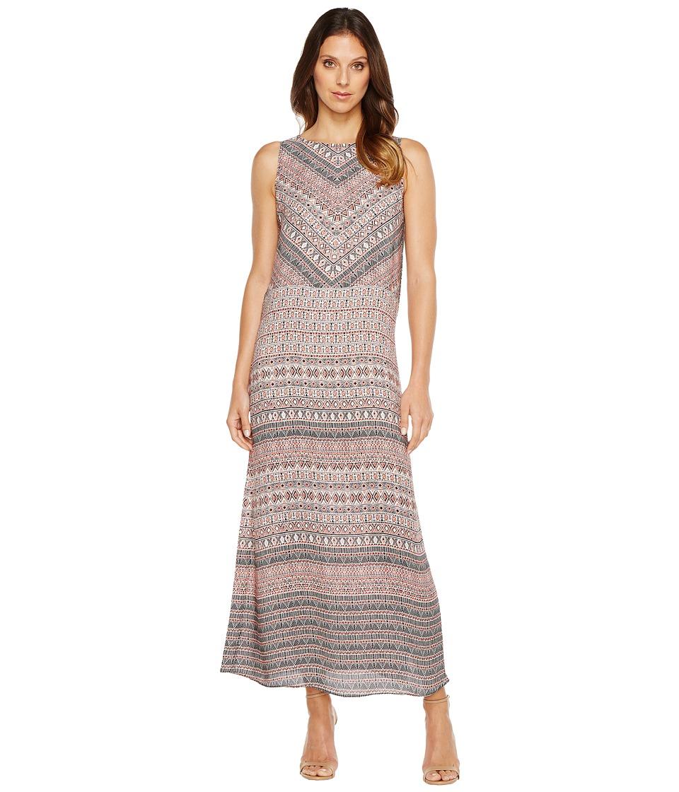 NIC+ZOE Summer Solstice Dress (Multi) Women