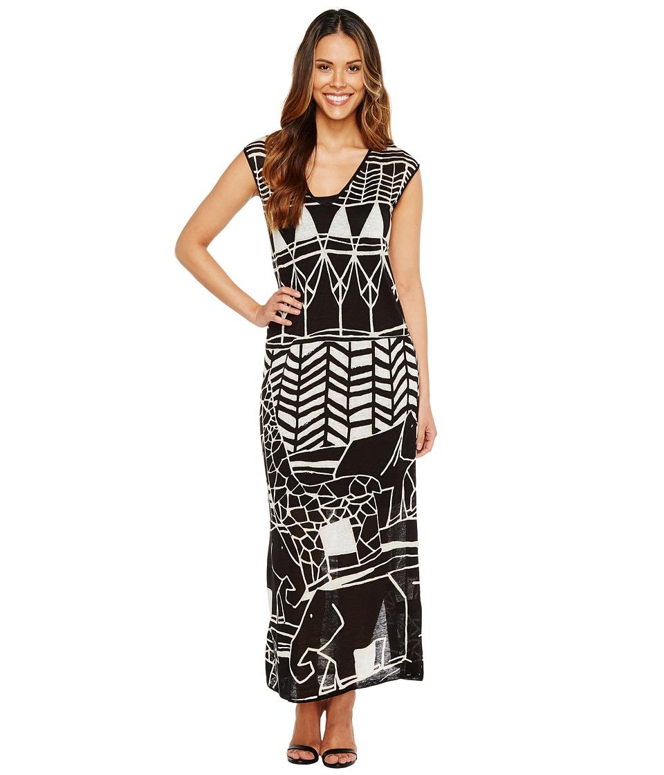 NIC+ZOE Wild Things Dress (Multi) Women