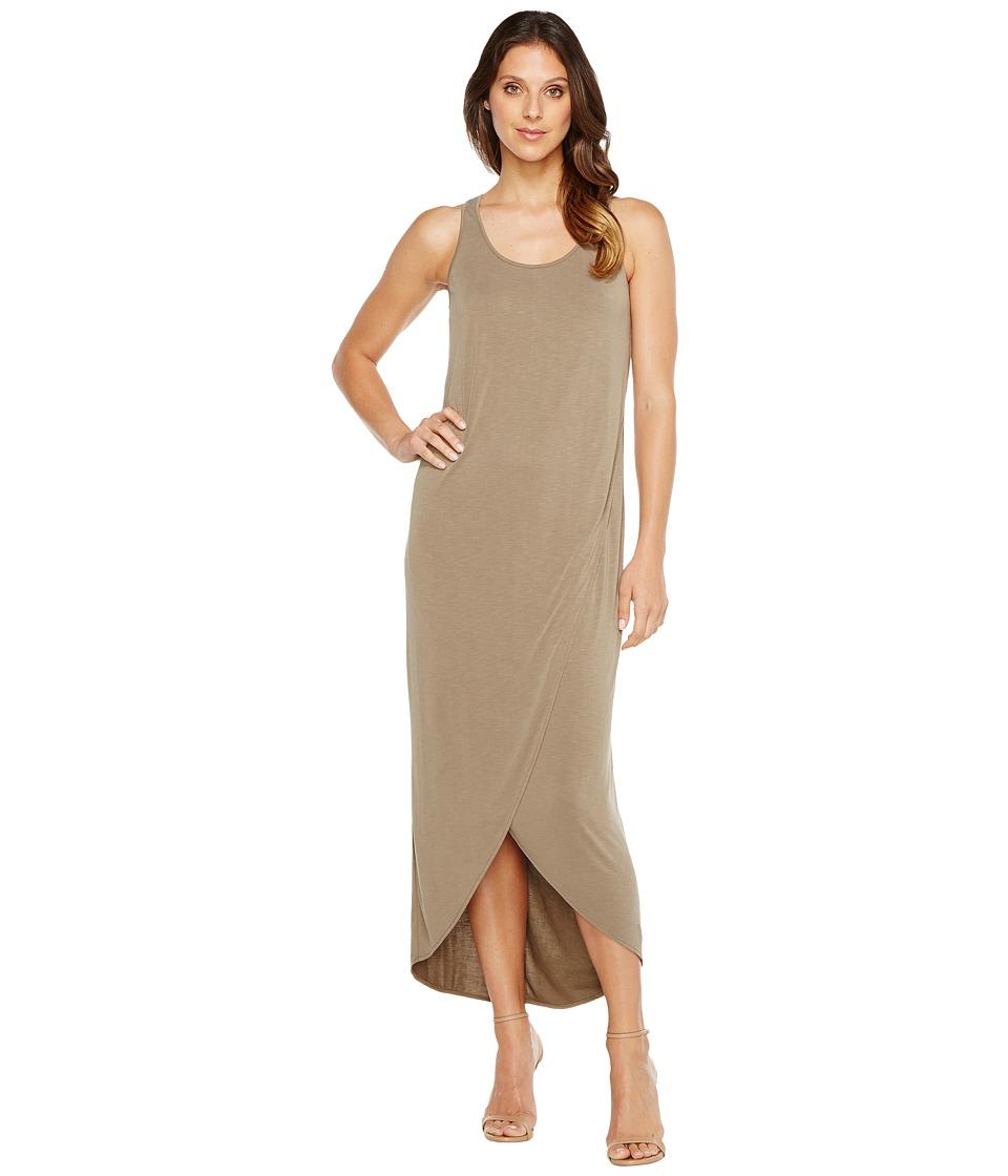 NIC+ZOE Boardwalk Dress (Washed Marshland) Women