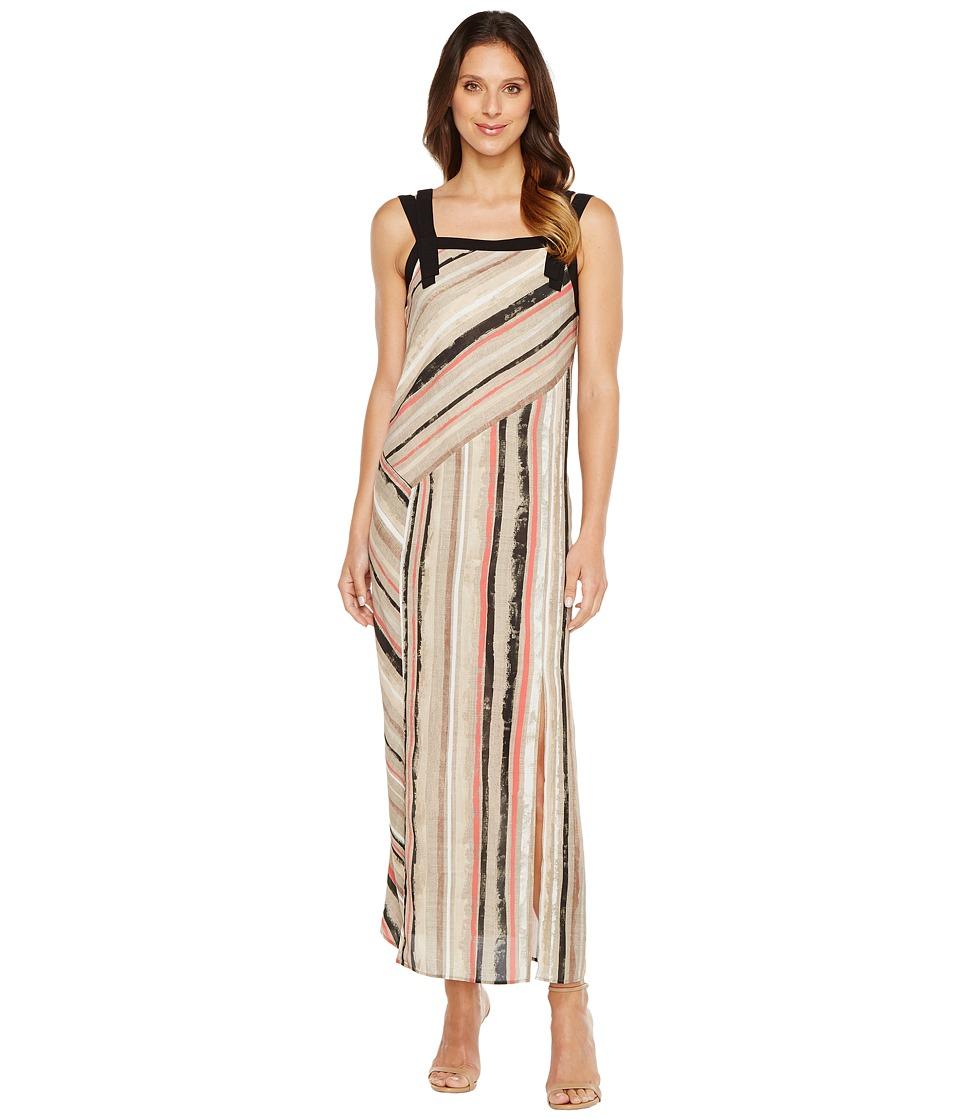 NIC+ZOE Grasslands Dress (Multi) Women
