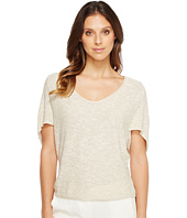 NIC+ZOE - Light Flutter Top