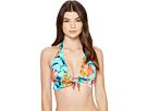 Tommy Bahama - Floriana Halter Bikini Top With Loop