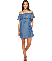Tommy Bahama - Chambray Off the Shoulder Dress Cover-Up