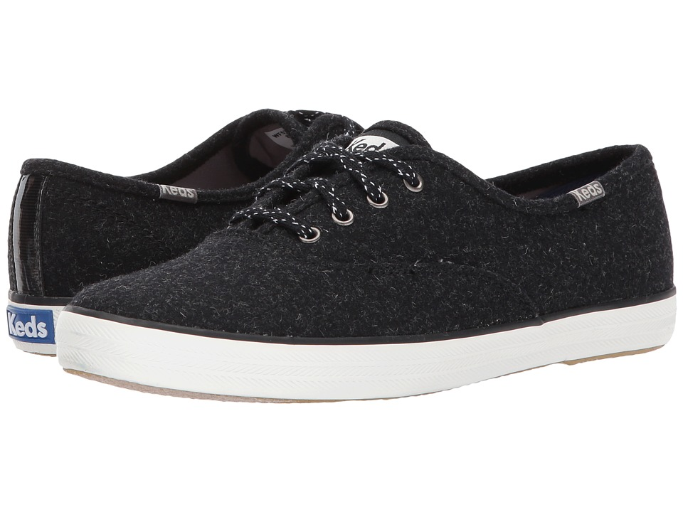 Keds Champion Wool (Black) Women
