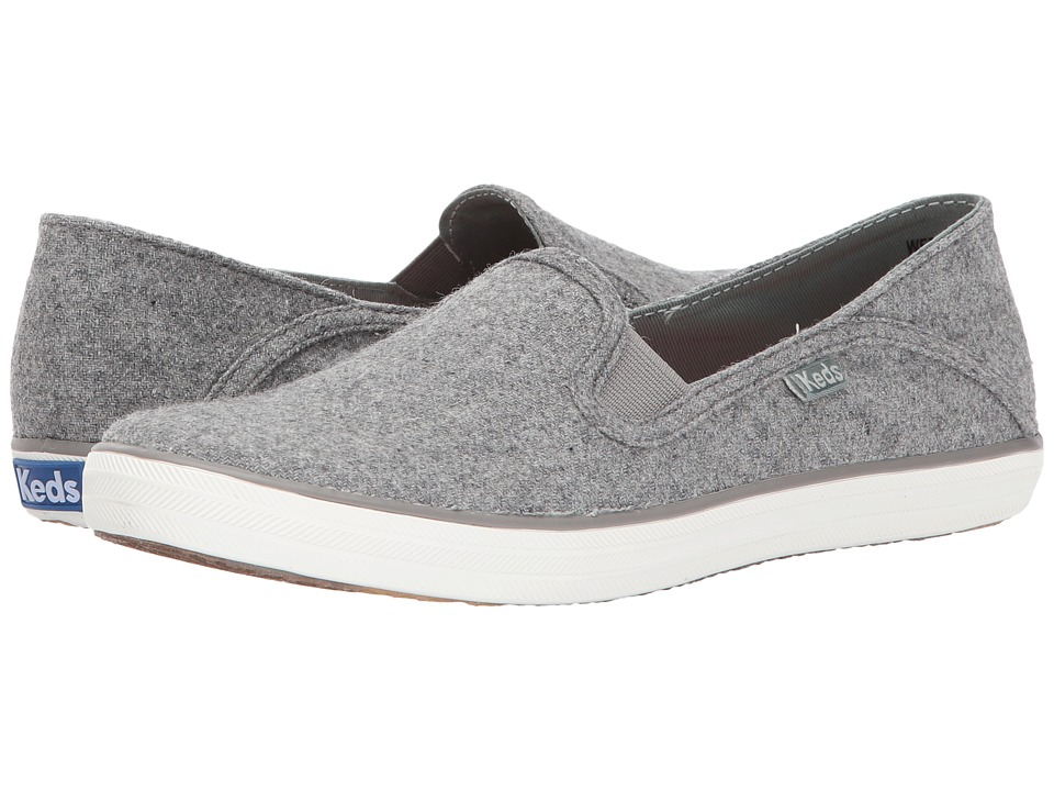 Keds Crashback Wool (Gray) Women