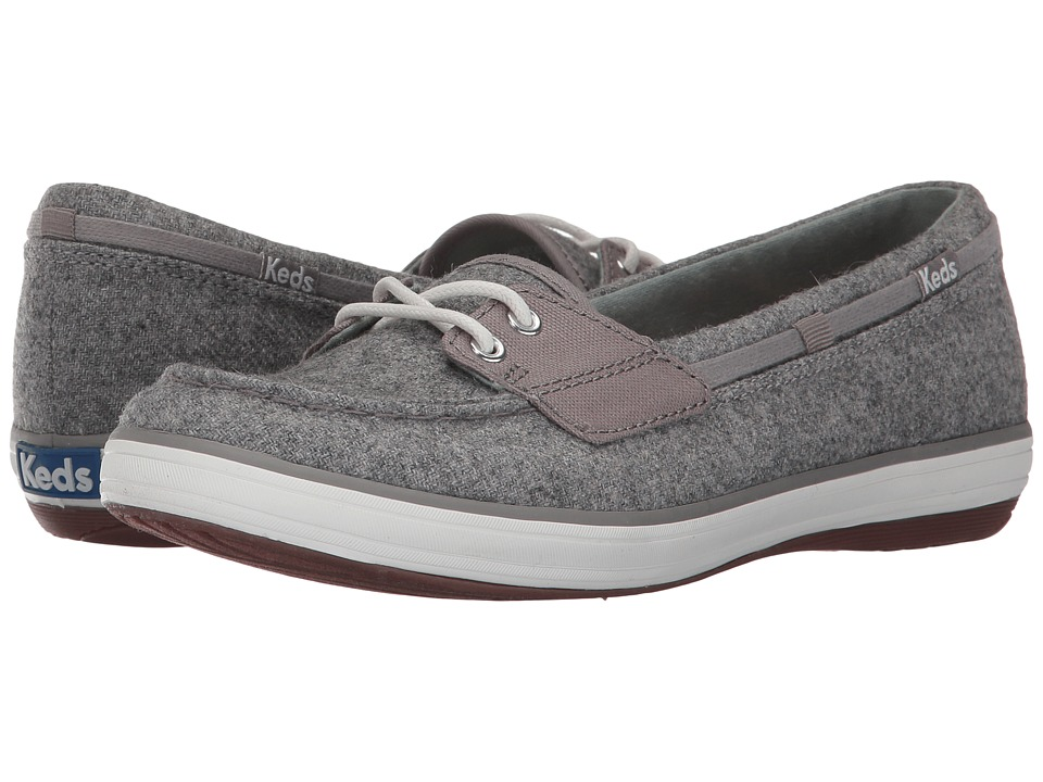 Keds Glimmer Wool (Gray) Women