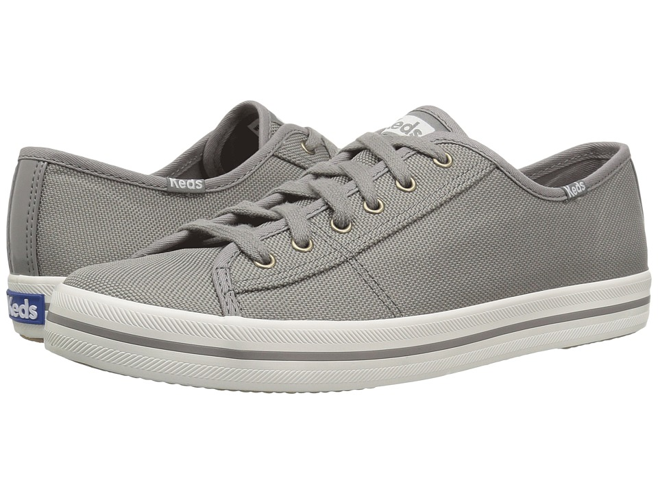 Keds Kickstart Shine Nylon (Gray) Women