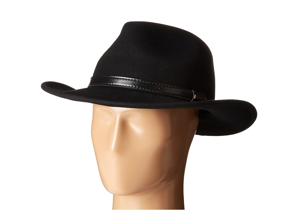 Pendleton - Outback Hat (Black 1) Traditional Hats