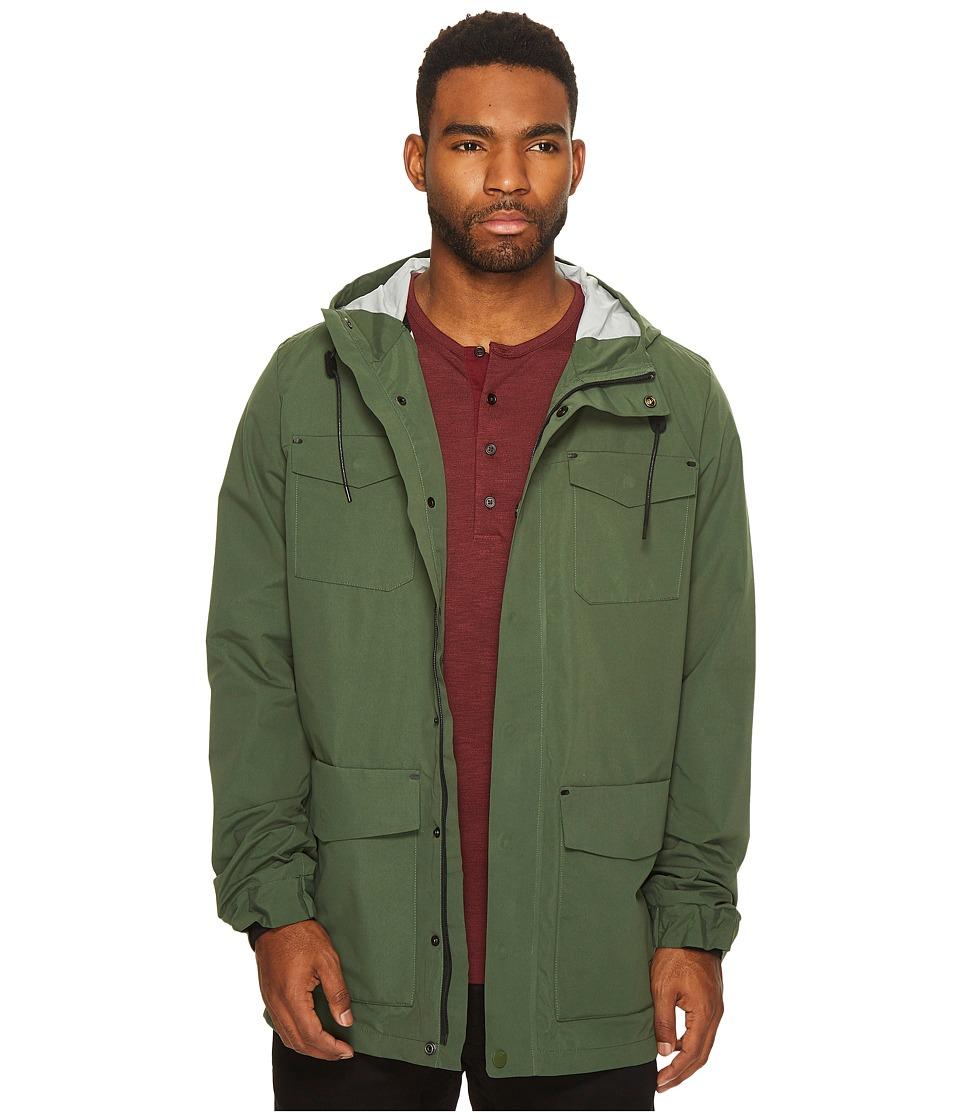 Globe - Hikari Legacy 2.0 Jacket (Frog) Mens Coat