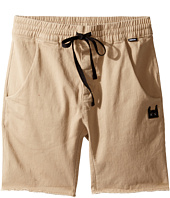 Munster Kids - Pitted Walkshorts (Toddler/Little Kids/Big Kids)