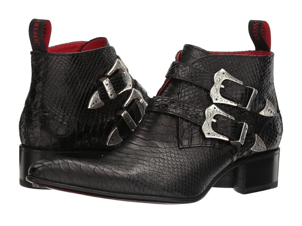 Jeffery-West Deadwood (Black) Men's Shoes