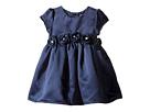 Nanette Lepore Kids - Satin w/ Tulle Dress (Infant)