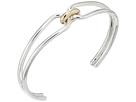 Shinola Detroit - Lug Cuff Two-Tone Bracelet