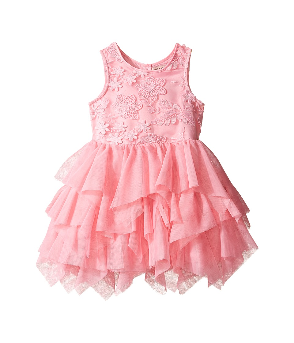 Nanette Lepore Kids - Embroidered Ballerina Dress