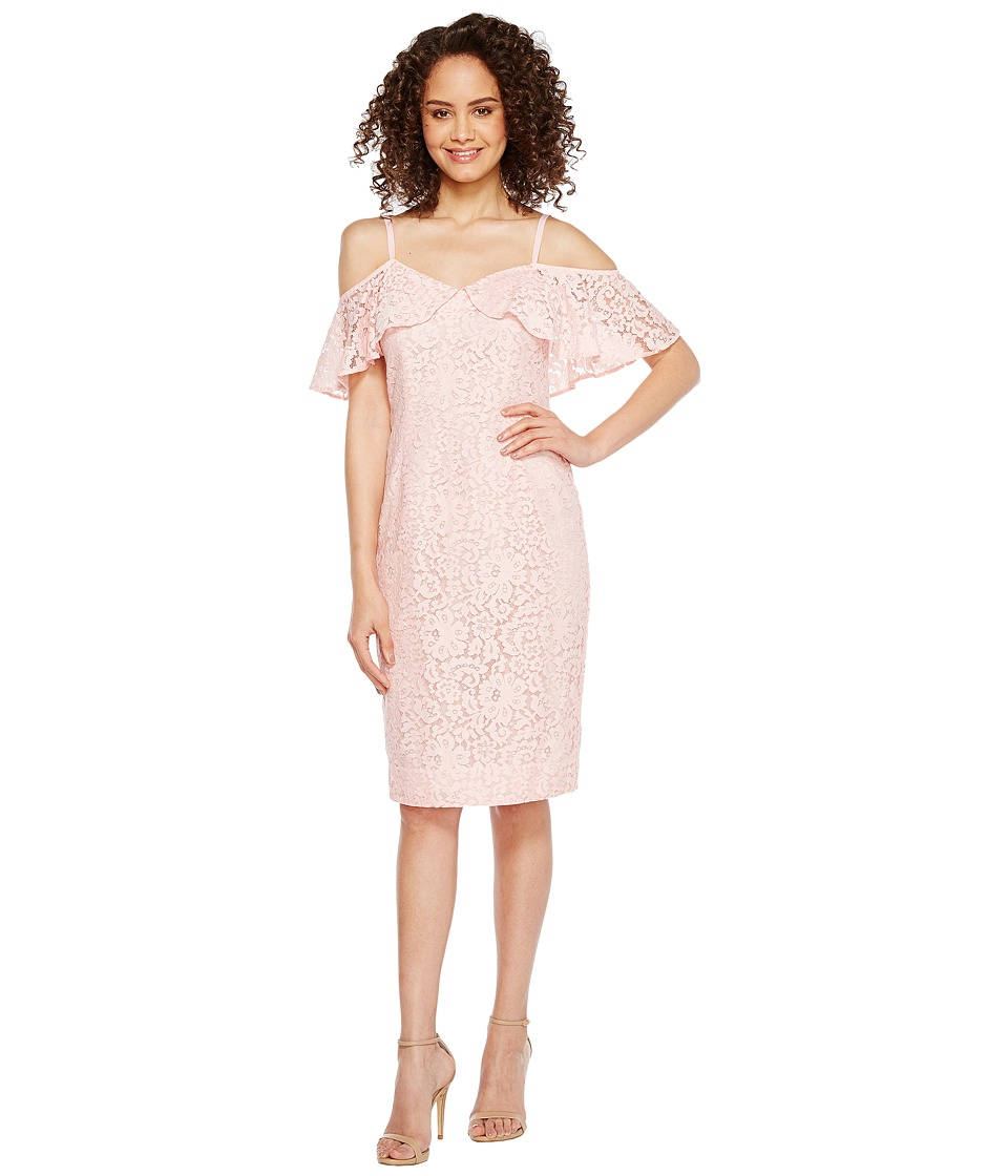 Trina Turk Mysterious Dress (Pink Champagne) Women