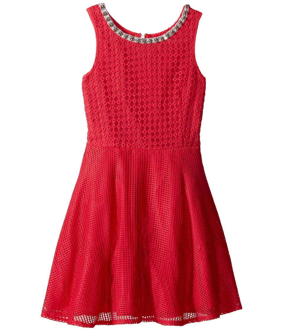 Nanette Lepore Kids - Novelty Organza Dress