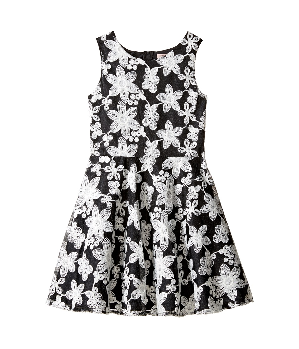 Nanette Lepore Kids - Novelty Embroidered Dress