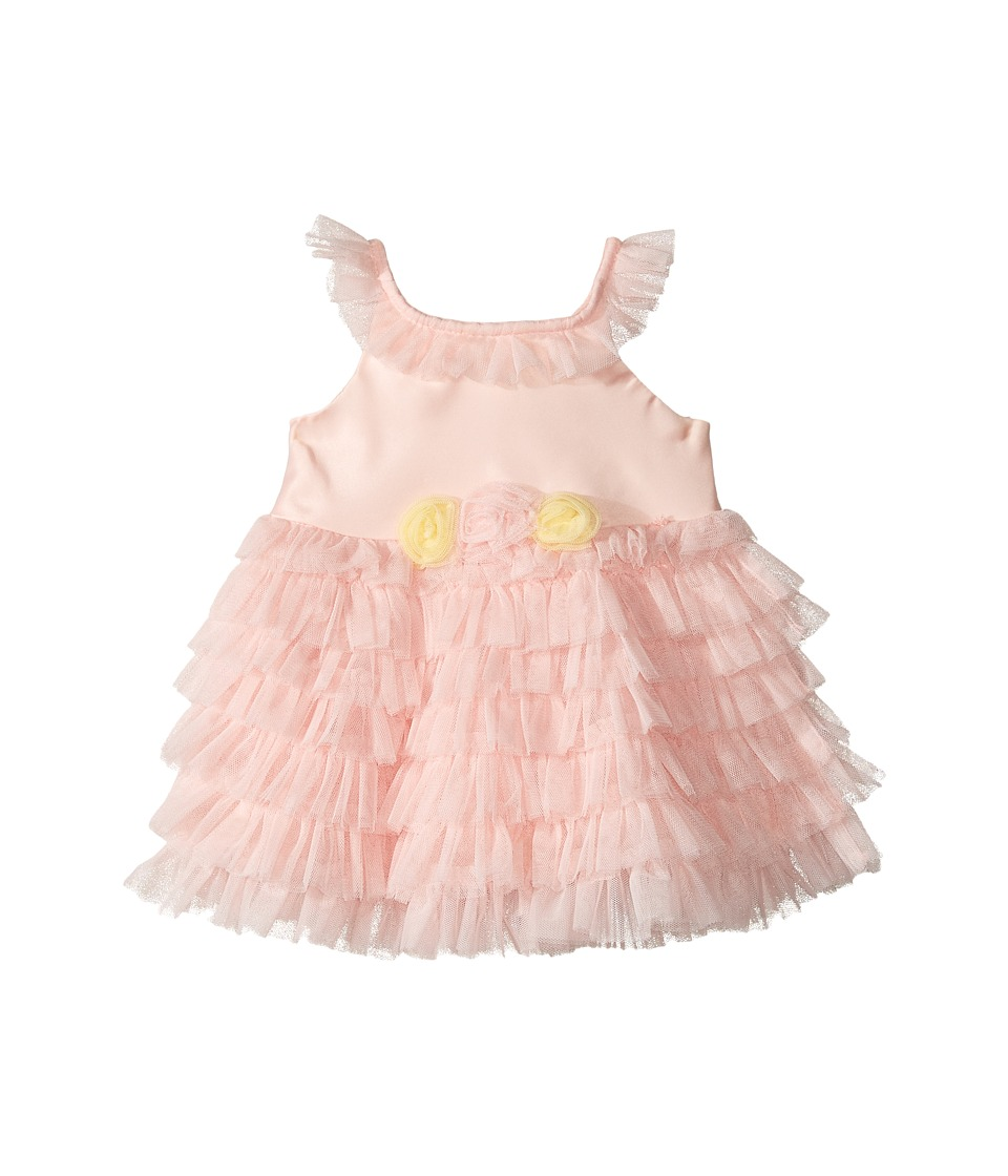 Nanette Lepore Kids - Satin Dress with Tulle