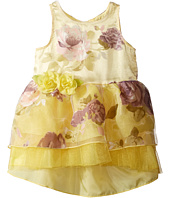 Nanette Lepore Kids - Printed Organza w/ Tulle Dress (Infant)