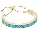 GUESS - Braided Cord Inset Slider Bracelet