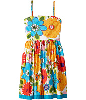 fiveloaves twofish - Ribbon Luau Party Dress (Big Kids)