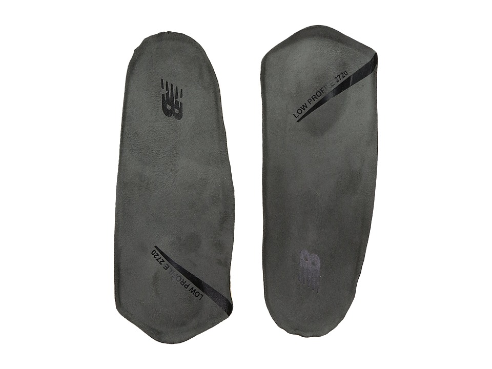 New Balance - 3/4 Low Profile 2720 w/ Med Pad (Grey) Insoles Accessories Shoes