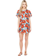 Brigitte Bailey - Loren Short Sleeve Dress with Open Back