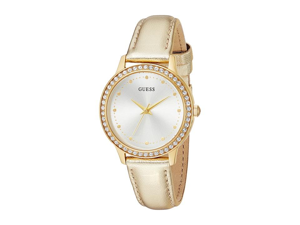 Guess U0648L19 (Gold) Watches