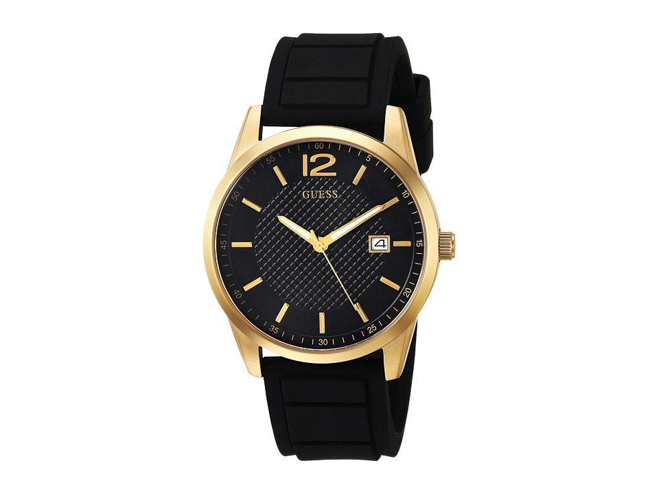 GUESS - U0991G2 (Black) Watches