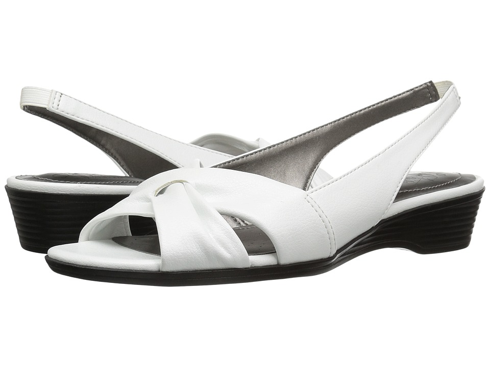 LifeStride Mimosa 2 (White) Women's Shoes