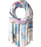 Bindya - Stole Water Color Floral Scarf