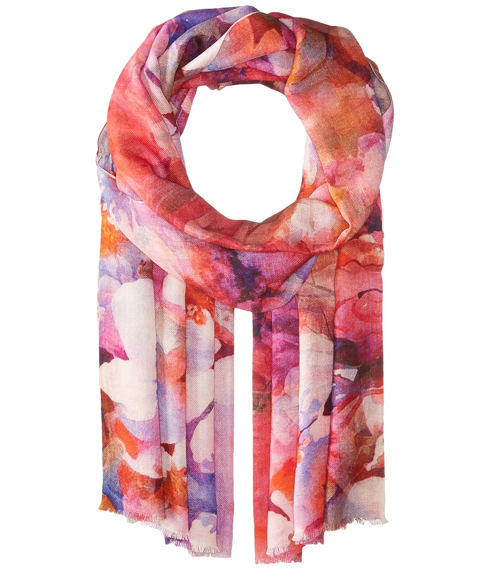 Bindya Bindya - Stole Water Color Floral Scarf