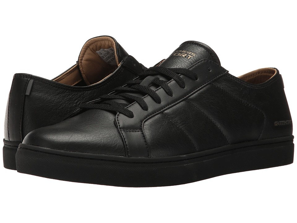 SKECHERS - Venice-T (Black) Mens Shoes