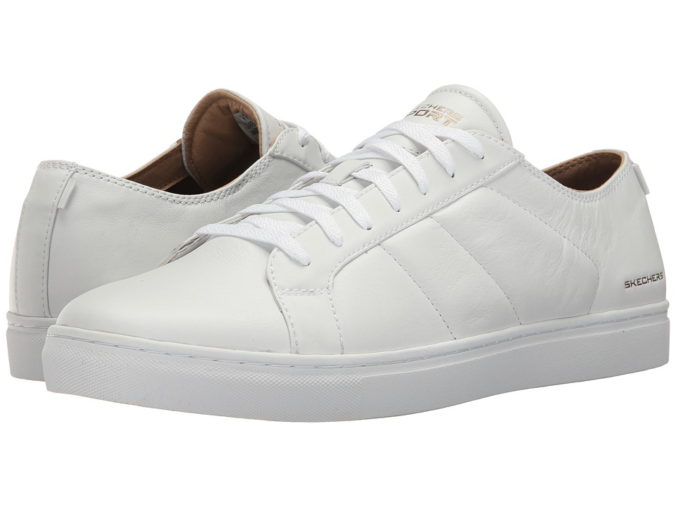 SKECHERS - Venice-T (White) Mens Shoes