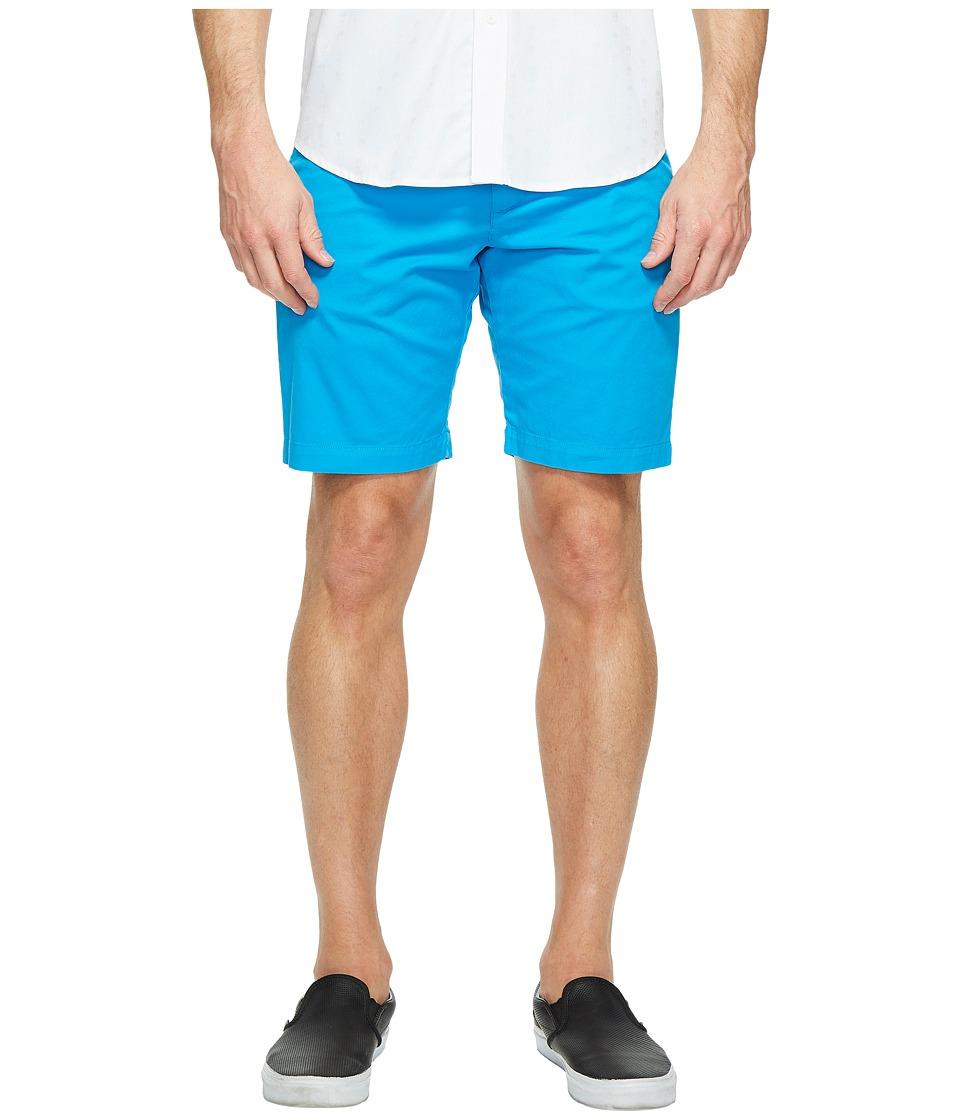 Robert Graham Pioneer Shorts (Aqua) Men