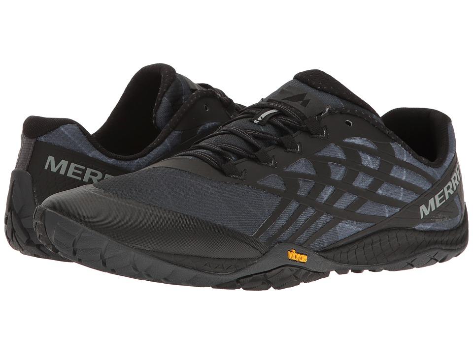 Merrell - Trail Glove 4 (Black) Mens Shoes