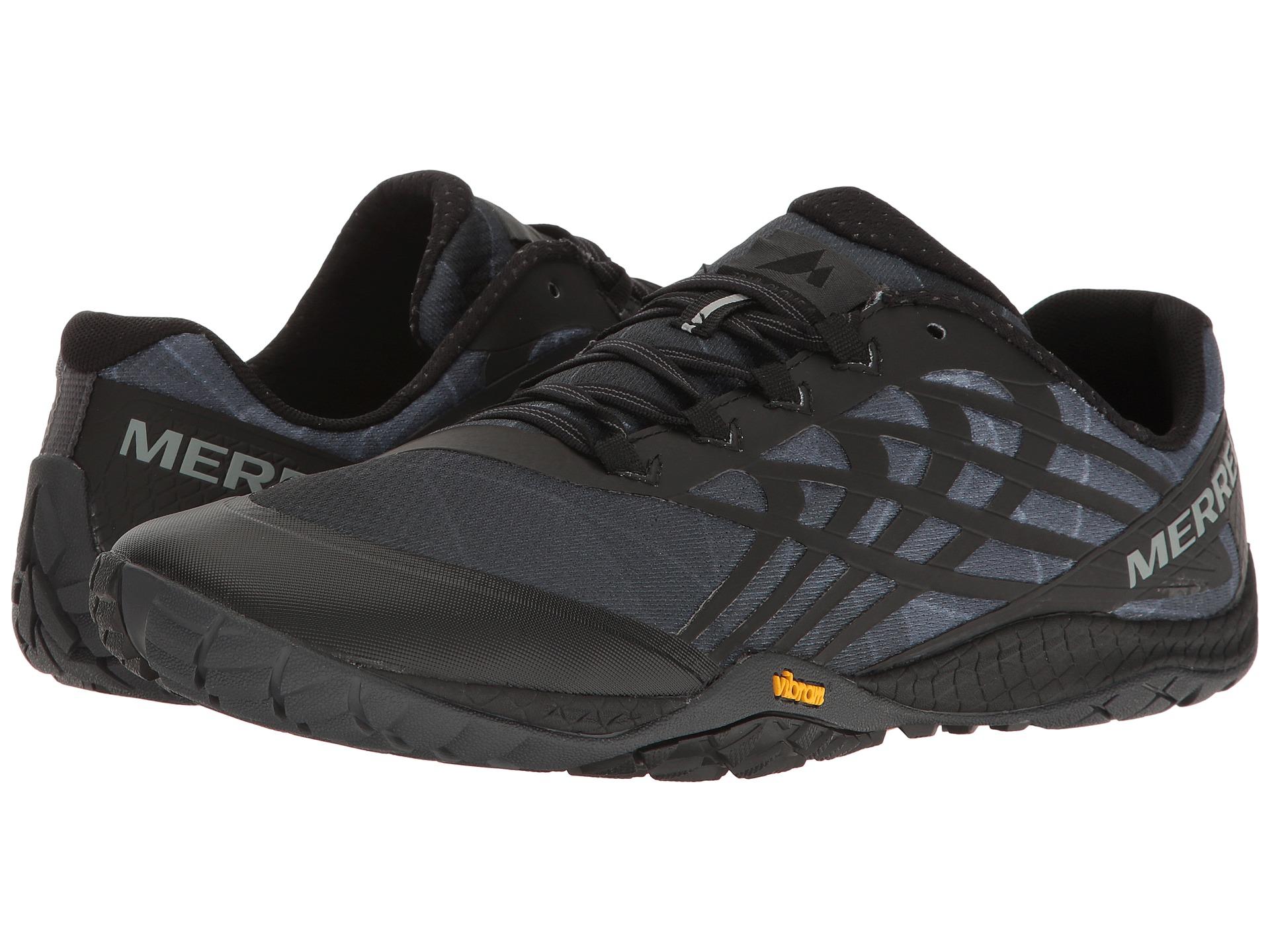 Merrell Black Slip On Shoes
