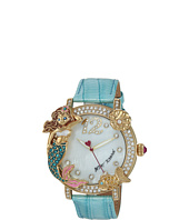 Betsey Johnson - BJ00583-03 - Crystal Mermaid