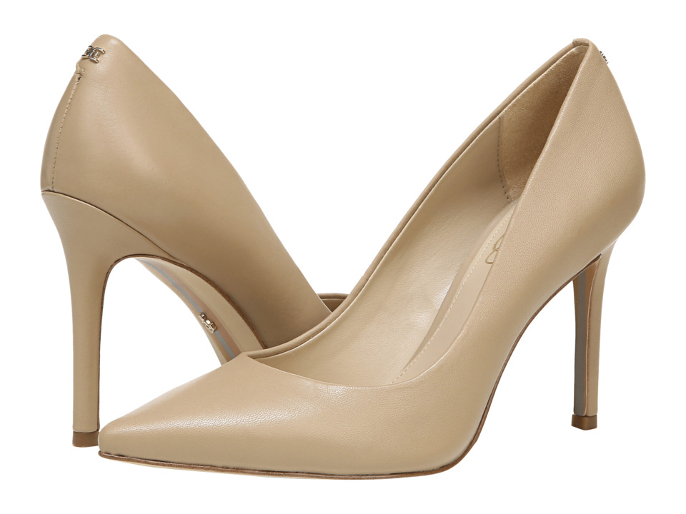 Sam Edelman Hazel (Classic Nude Nappa Leather) Women's Shoes