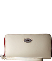 Dooney & Bourke - Florentine Toscana Large Zip Around Wristlet